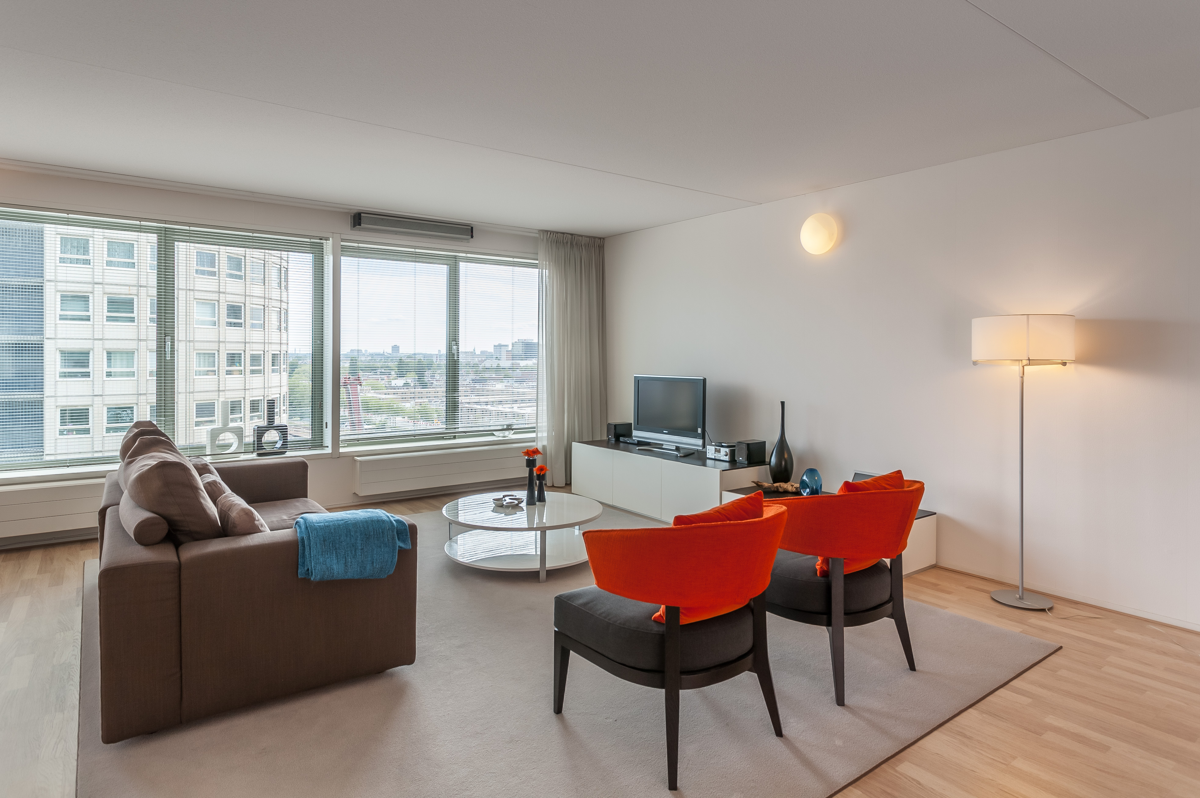 apartments for rent the-hague la fenetre living room