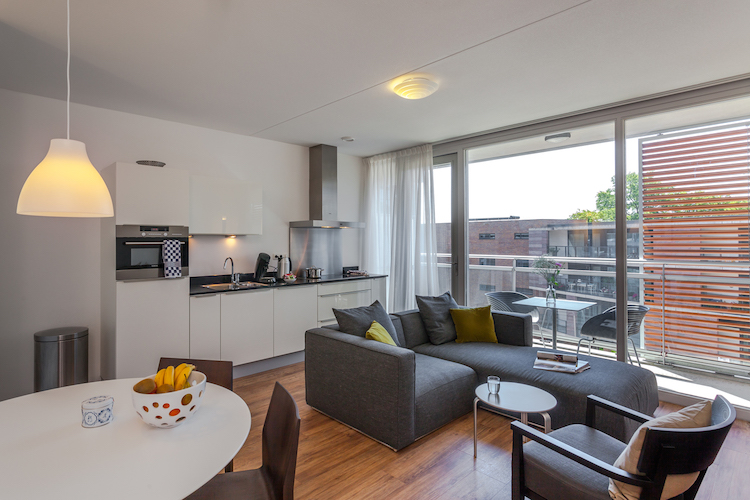 Serviced Apartment Hartje Gent CHF 3