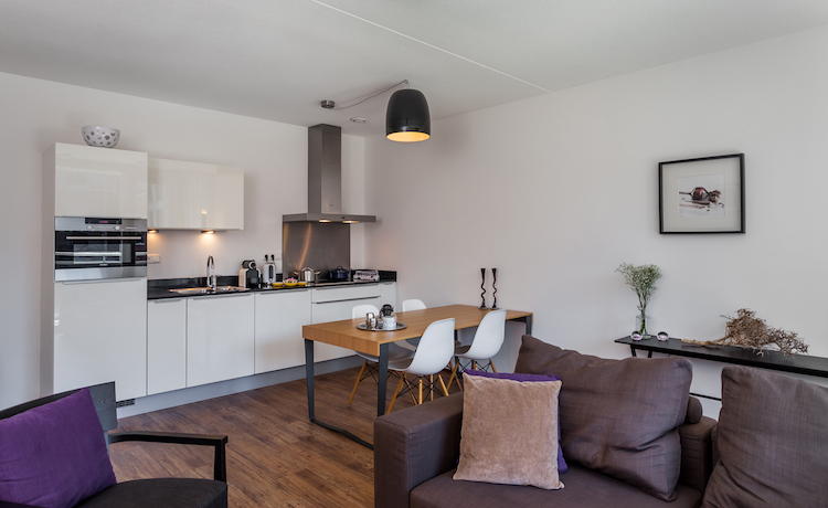 Serviced Apartment Hartje Gent CHF 2