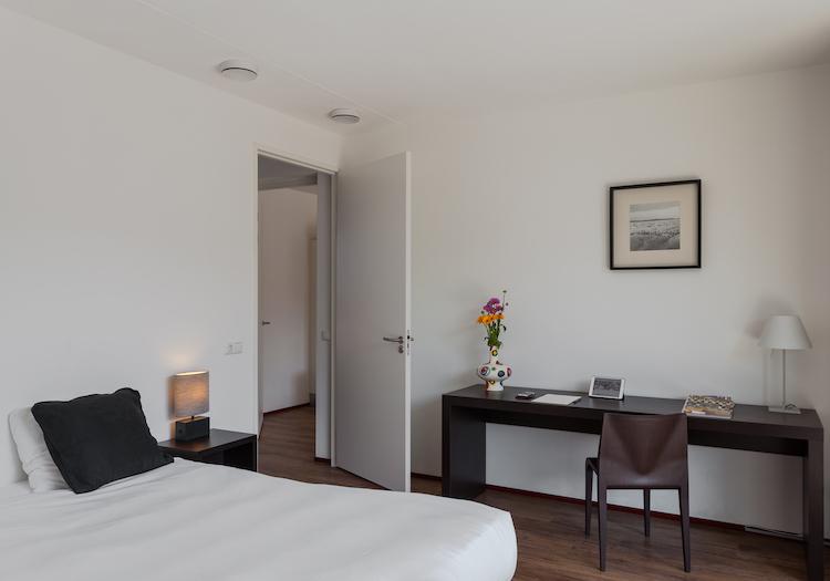 expat housing in Eindhoven Hartje Gent Bedroom